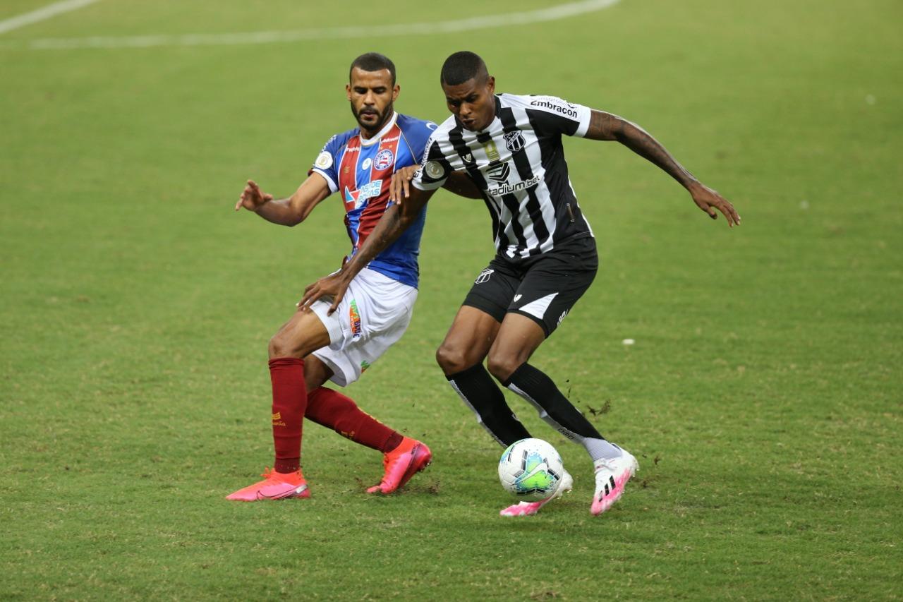 Confira Os Maiores Jejuns De Vitorias Do Futebol Cearense Na Serie A Do Campeonato Brasileiro Futebol Cearense