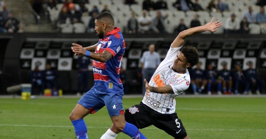 Fortaleza E Corinthians Futebol Cearense